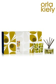 Orla Kiely Mini Fig Tree Diffuser Gift Set
