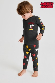 Mickey Mouse™ Snuggle Fit Pyjamas (9mths-8yrs)