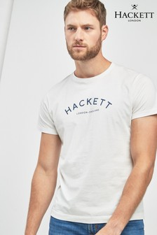 Hackett Cream T-Shirt