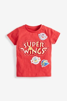 Super Wings T-Shirt (9mths-8yrs)