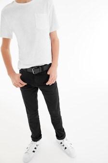Jeans con cintura (3-16 anni)