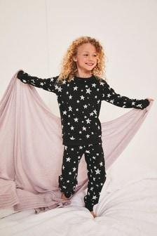 Pohodlné pyžamo s hviezdičkami (3 – 16 rok.)