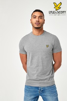 Lyle & Scott Organic Crew Neck T-Shirt