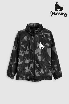 Money® Camo Windbreaker Jacket