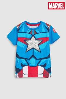 Captain America T-Shirt (3mths-8yrs)
