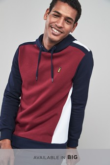 Colourblock Overhead Hoody