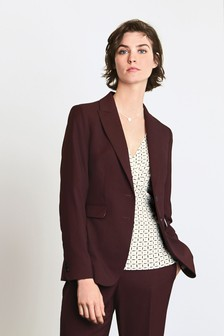 Sharkskin Texture Jacket