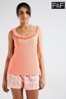 F&F Coral Pyjamas