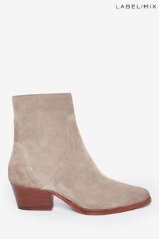 Mix/Hudson Beryl Suede Boots