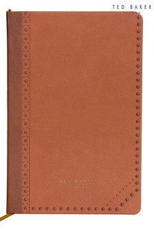 Ted Baker Brogue Kiku A5 Notebook