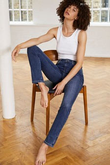 Mint Velvet Blue Houston Slim Jeans