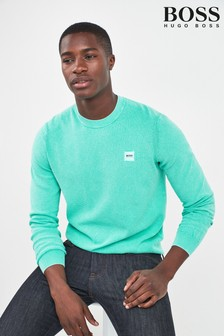 BOSS Kalassyo Crew Neck Jumper
