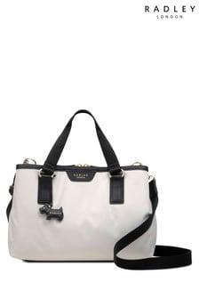 Radley London Natural Elia Mews Medium Zip Top Multiway Bag