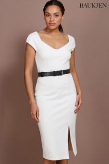 Baukjen White Cathy Dress