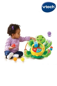 VTech Pop A Ball Rock Pop Turtle