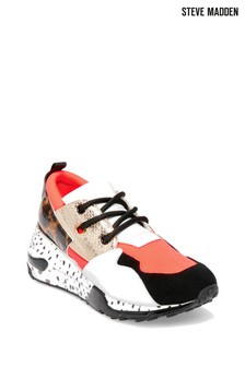 Steve Madden Cliff Chunky Coral Trainers