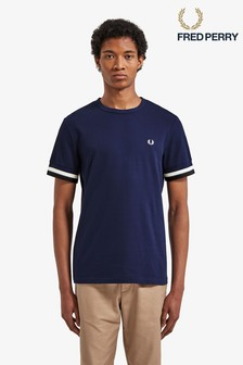 780dba852 Fred Perry Bold Tipped T-Shirt