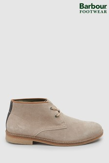 Barbour® Grey Kalahari Desert Boot