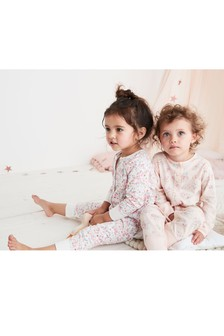 2 Pack Sleepsuits (9mths-8yrs)