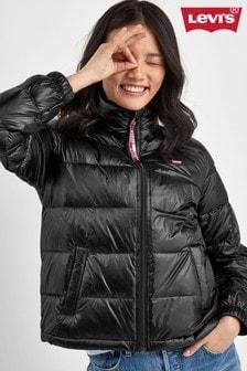 Levi's® Black Padded Jacket