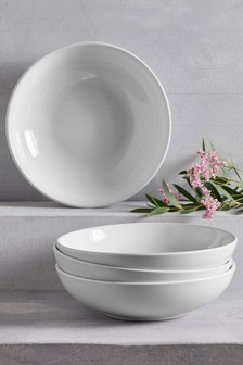 Kempton Set of 4 Pasta Bowls