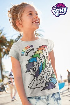 My Little Pony Rainbow T-Shirt (3-16yrs)