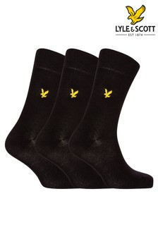 Lyle & Scott Angus Sock Three Pack