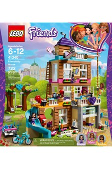 Joc LEGO® Friends Friendship House