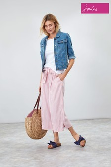 Joules Red Drew Culotte