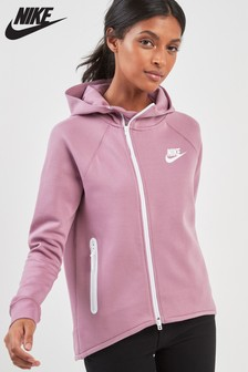 f322f8700814c3 Nike Tech Fleece Fill Zip Cape Hoody