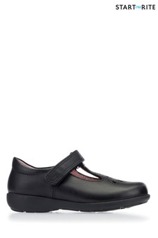 Start-Rite Black Daisy May Shoe