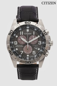 Citizen Eco Drive Titanium Perpetual Calendar Watch