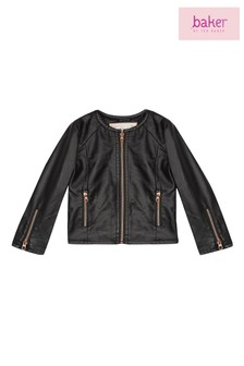 baker by Ted Baker PU Jacket