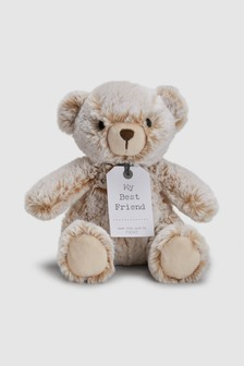 Bear Plush Toy (Newborn)