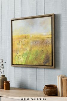 Artist Collection Meadow by Ruth Taylor Framed Canvas