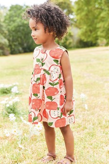 Button Through Dress (3mths-7yrs)