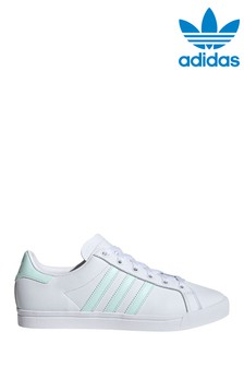 adidas Originals White/Mint Coaststar