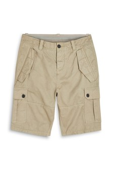 Laundered Cargo Shorts
