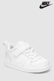 Nike Court Borough Low Infant Trainers