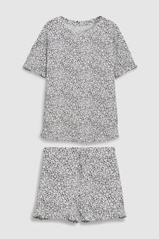 Animal Print Pyjamas