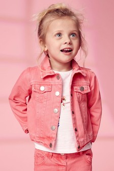 Denim Jacket (3mths-7yrs)