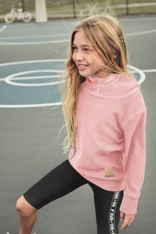 Longline Fleece (3-16yrs)