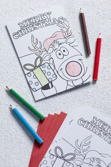 10 Pack Christmas Cards