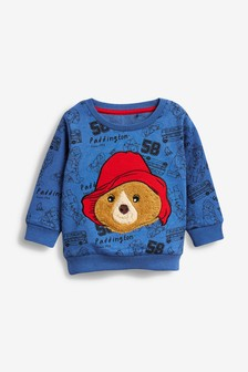Paddington Bear Crew (3mths-8yrs)