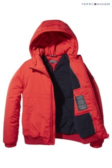 Tommy Hilfiger Red Light Padded Jacket