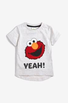 Elmo T-Shirt (3mths-8yrs)