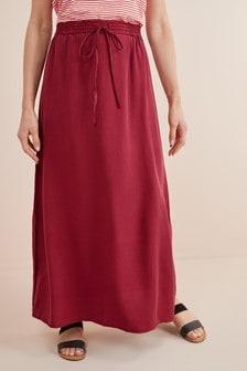 Tencel® Maxi Skirt