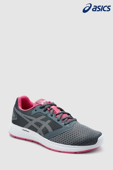 Asics Grey/White Patriot 10
