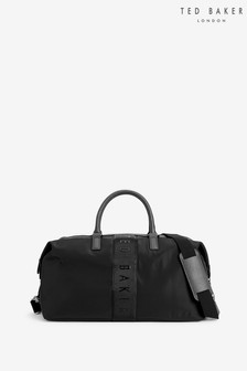 Ted Baker Black Satin Holdall