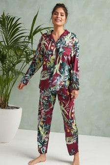 Пижама на пуговицах